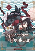The Mystic Archives of Dantalian, tome 4