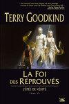 couverture L'Épée de Vérité, tome 6 : La Foi des Réprouvés