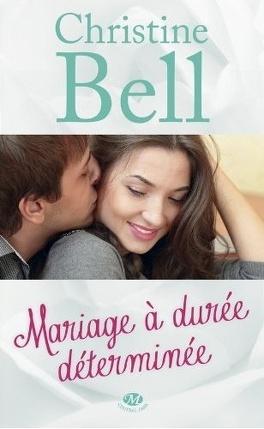 Couverture du livre : Mariage à Durée Déterminée