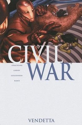 Couverture du livre : Civil War, Tome 2 : Vendetta