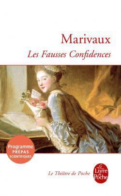 Couverture du livre : Les Fausses Confidences