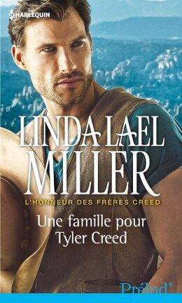 Couverture du livre : L'honneur des frères Creed, Tome 3 : Une famille pour Tyler Creed