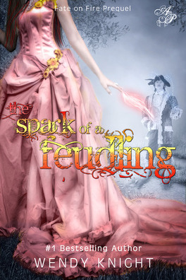 Couverture du livre : Fate on Firen, Prequel : The Spark of a Feudling