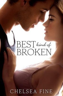 Couverture du livre : Finding Fate, Tome 1 : Best Kind of Broken