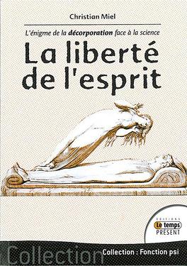 Couverture du livre : La liberté de l'esprit