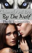 Réclamée et Engrossée par le Loup, Tome 2 : Pack Initiation