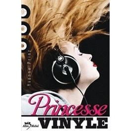 Couverture du livre : Princesse Vinyle