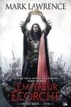 couverture L'Empire Brisé, Tome 3 : L'empereur Ecorché