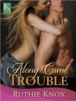 Couverture du livre : Camelot, Tome 2 : Along Came Trouble