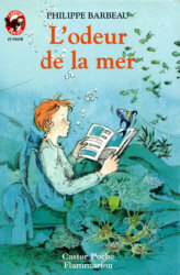 Couverture du livre : L'odeur de la mer
