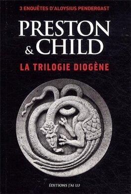 Couverture du livre : La trilogie Diogène : Le violon du diable ; Danse de mort ; Le livre des trépassés