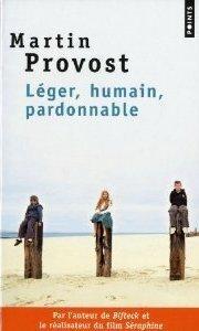 Couverture du livre : Léger, humain, pardonnable