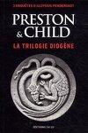 couverture La trilogie Diogène : Le violon du diable ; Danse de mort ; Le livre des trépassés