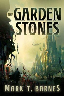 Couverture du livre : Echoes of Empire, Tome 1 : The Garden of Stones