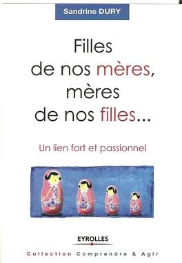 Couverture du livre : Filles de nos mères, mères de nos filles