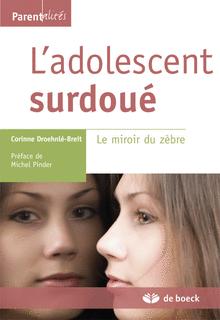 Couverture du livre : L'adolescent surdoué