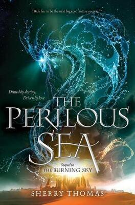Couverture du livre : The Elemental Trilogy, Tome 2 : The Perilous Sea