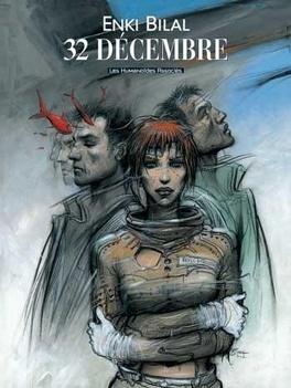 Couverture du livre : 32 Décembre