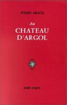 Couverture du livre : Au château d'Argol