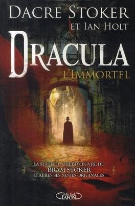 Couverture du livre : Dracula l'immortel