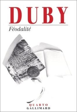 Couverture du livre : Féodalité
