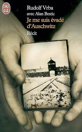 Couverture du livre : Je me suis évadé d'Auschwitz