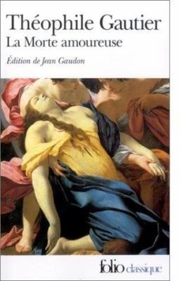 Couverture du livre : La Morte amoureuse