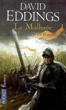 Couverture du livre : La Mallorée, tome 1 : Les Gardiens du ponant