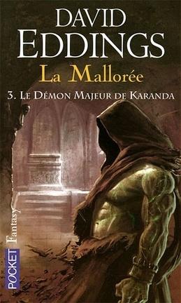 Couverture du livre : La Mallorée, tome 3 : Le Démon majeur de Karanda