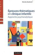 Epreuves thématiques en clinique infantile : approche psychanalytique