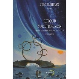 Couverture du livre : Retour sur l'horizon
