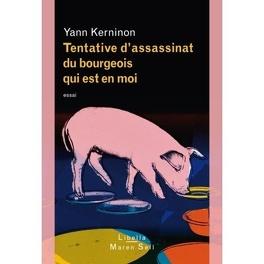 Couverture du livre : Tentative d'assassinat du bourgeois qui est en moi