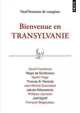 Couverture du livre : Bienvenue en Transylvanie