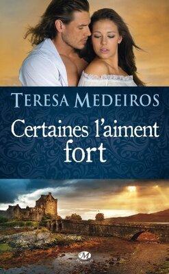 Couverture de Kincaid Highland, Tome 2: Certaines l'aiment Fort