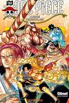 couverture One Piece, Tome 59 : La Mort de Portgas D. Ace