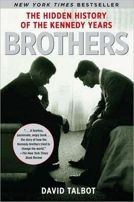 Couverture du livre : Brothers