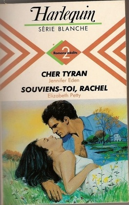 Couverture du livre : Cher tyran / Souviens-toi, Rachel