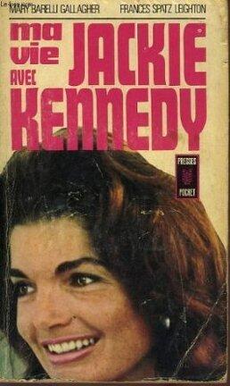 Couverture du livre : Ma vie avec Jackie Kennedy