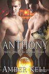 couverture Meute de la Lune, Tome 1 : Anthony