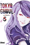 couverture Tokyo Ghoul, Tome 5