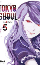 Tokyo Ghoul, Tome 5