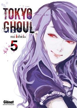 Couverture du livre : Tokyo Ghoul, Tome 5