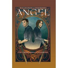 Couverture du livre : Angel: The crown prince syndrome