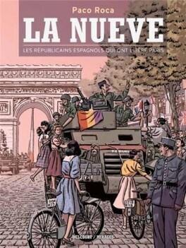 Couverture du livre : La Nueve