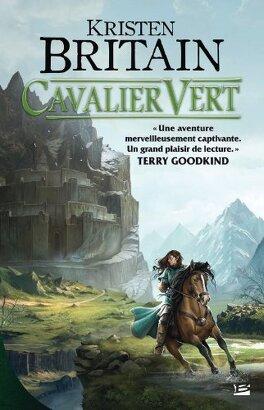 Couverture du livre : Cavalier vert, Tome 1