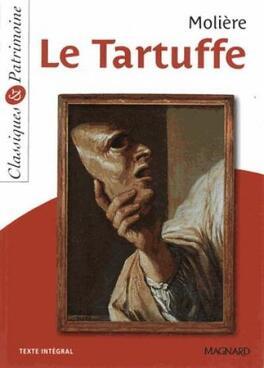 Couverture du livre : Le Tartuffe