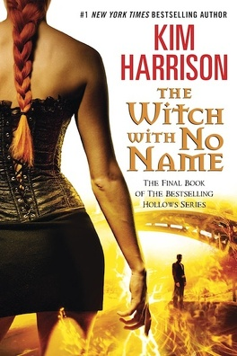 Couverture du livre : Rachel Morgan, Tome 13 : The Witch with No Name