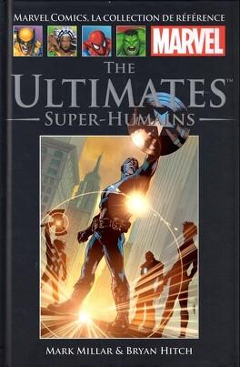 Couverture du livre : The ultimates : Super-humains