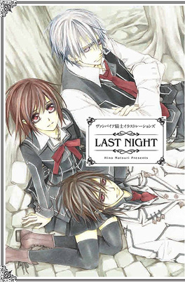 Couverture du livre : Vampire Knight : Artbook : Last Night