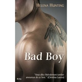 Couverture du livre : Clipped Wings, Tome 1 : Bad boy